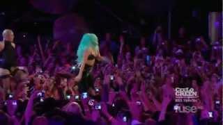 Lady Gaga - Born This Way - Live on MMVA 2011 -  The MuchMusic Video Awards - Canada - HD HIFI