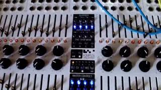 Modular Synth - Patch in Progress 40