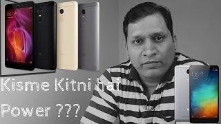 RedMi Note 4 vs Redmi Note 3   Ultimate Battery Challenge   Sharmaji Technical