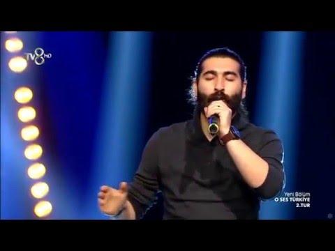 Ali Dağaşan - Benim Sadık Yarim Kara Topraktır | O Ses Türkiye 2.Tur Performansı