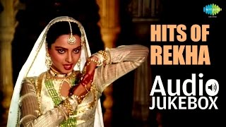 Hits of Rekha | Salame-ishq Meri Jaan | Audio JukeBox