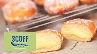 How To Make Custard Filled Doughnuts   Keep Calm and Bake 11