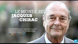 Le Monde selon Jacques Chirac : Retour sur celui qui a porté la voix de la France à l'étranger