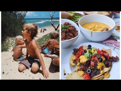 Xxx Mp4 A Day In Our Hawaii Life VEGAN NACHOS 3gp Sex