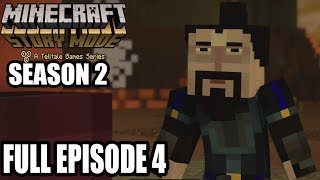 Minecraft Story Mode Season 2 FULL Episode 4 Gameplay Walkthrough - No Commentary