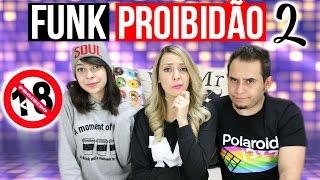 MEUS PAIS REAGINDO AO FUNK PROIBIDÃO 2