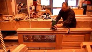 Manufacturing a Pre Hung Exterior Door Set - Distinctive Doors
