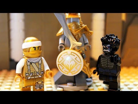 LEGO Ninjago On The Run - Episode 9: Legacy (Part One)