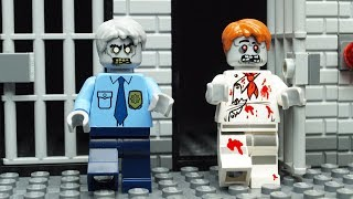 Lego Zombie Prison Break