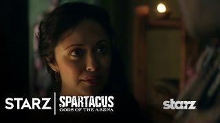 Spartacus | Gods of the Arena - Melitta Consoles Doctore | STARZ