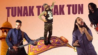 TUNAK TUNAK TUN METAL | Bonde do Metaleiro & Bloodywood