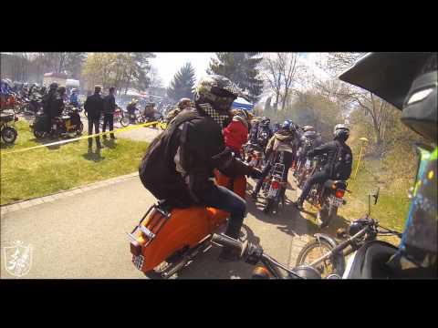 K2TF Treffen 2015 - Always Vuuuhljaahs | Polizeikontrolle - Moped beschlagnahmt (GoPro hero 3 black)
