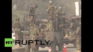 Pakistan: Peshawar army school ATTACK kills 21, 500 held hostage