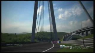 Gran Turismo 5 Prologue (Grabber MPEG2 Video 9,5MBit/s Audio 64kbps TEST)