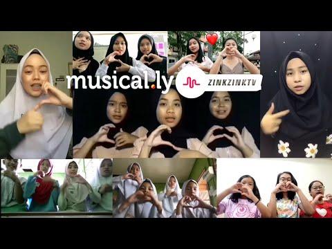 Tak Tahu Malu Musical.ly Kau Tipu Tipu Aku - Muser Gadis Malaysia Vol 1 mp3
