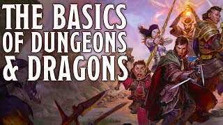 Learn the basics of Dungeons & Dragons in 7 minutes!