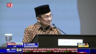 Cerita BJ Habibie Saat Menggantikan Soeharto