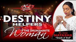 The Shunammite Woman!   Dr.  Lucy Natasha Ministering