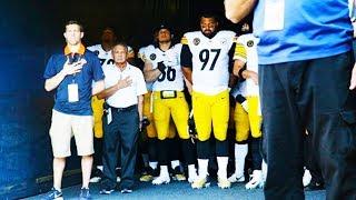 Steelers Respond To Trump