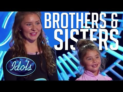 Xxx Mp4 When Brothers Sisters Audition On American Idol 3gp Sex