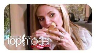 In-N-Out Burger mit Heidi -  und das vor dem Shooting   Germany's next Topmodel 2016   ProSieben