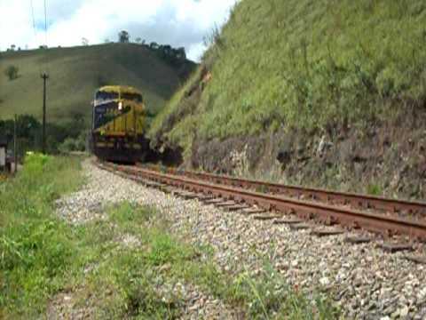 MRS Locomotiva Ge C44EMI Nº3960 1