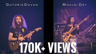 Guthrie Govan Sevens Live | NIT Silchar. ft. Mohini Dey & Gino Banks