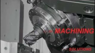 [Technology Video] Makino 5 Axis Machining : High Speed Machining