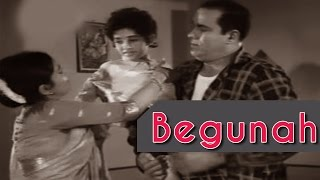 Begunah  Hindi Full Movie | Sheikh Mukhtar, Shahida | Hindi Classic Movies