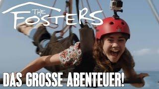 THE FOSTERS - Clip: Das große Abenteuer! | Disney Channel