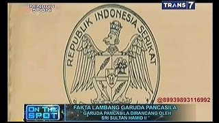 On The Spot - Fakta Lambang Garuda Pancasila