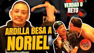 VERDAD o RETO - ARDILLA BESA A NORIEL 👅   CONFESIONES y MAS🕵🏻♂️   Ganda Vlogs