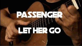 Let Her Go (Passenger) - Fingerstyle Guitar