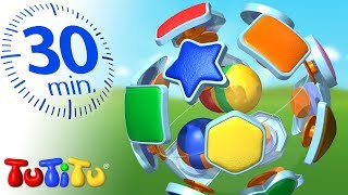 TuTiTu Specials | Bouncing Ball | Toys For Toddlers | 30 Minutes Special