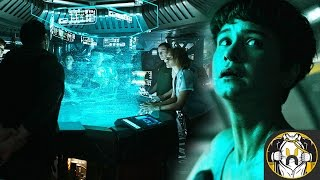 New Alien Covenant Images Reveal Shaw's Beacon & More of Paradise