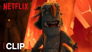 Trollhunters Part 2 | Exclusive Clip | Scum of the Earth [HD] | Netflix HD