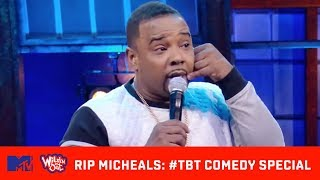 Rip Micheals Has A Message 📝 For The Fellas! 😂 | Throwback Comedy Special | Wild