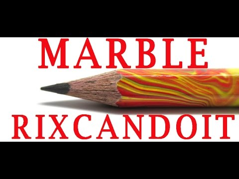 REVIEW Nataraj Marble HB pencil | Best School Pencil search continues