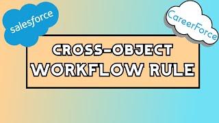 Salesforce: Workflow Rule basic cross-object Field Update