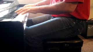 Kojayi Mohsen Chavoshi piano کجایی محسن چاوشی شهرزاد پیانو