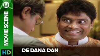 Johnny Lever plan failed - De Dana Dan
