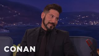 """Punisher Fans To Jon Bernthal: """"Do Not Mess This Up!""""  - CONAN on TBS"""