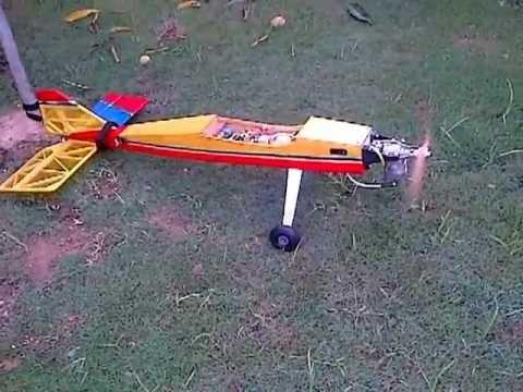 UltraStick60 RCGF15cc.3GP