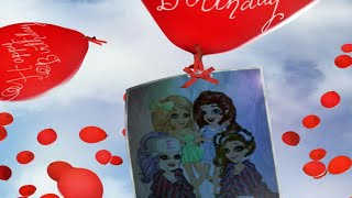 HAPPY BIRTHDAY MARIT!!!!!!!♥