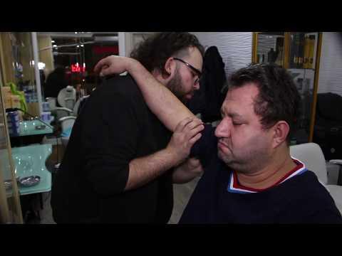 Xxx Mp4 ASMR Turkish Barber Face Head And Body Massage 65 3gp Sex