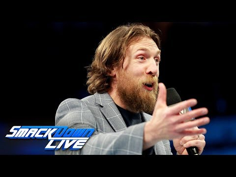 Xxx Mp4 Daniel Bryan Thanks The WWE Universe After Being Cleared To Compete SmackDown LIVE March 20 2018 3gp Sex