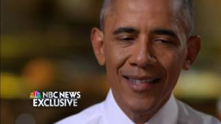 """Obamarecalls moment of """"surprise"""" at Trump victory"""