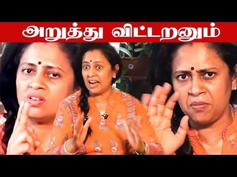 Xxx Mp4 FREE SEX க்கு தான் கல்யாணம் பண்ணிக்குறாங்க Lakshmi Ramakrishnan S Real Anger 3gp Sex