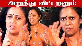 Lakshmy Ramakrishnan's Real Anger on Chennai Horror | Child Abuse