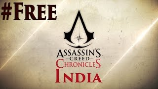 How to get Assassin's Creed Chronicles: India for free on PC [Voice Tutorial]